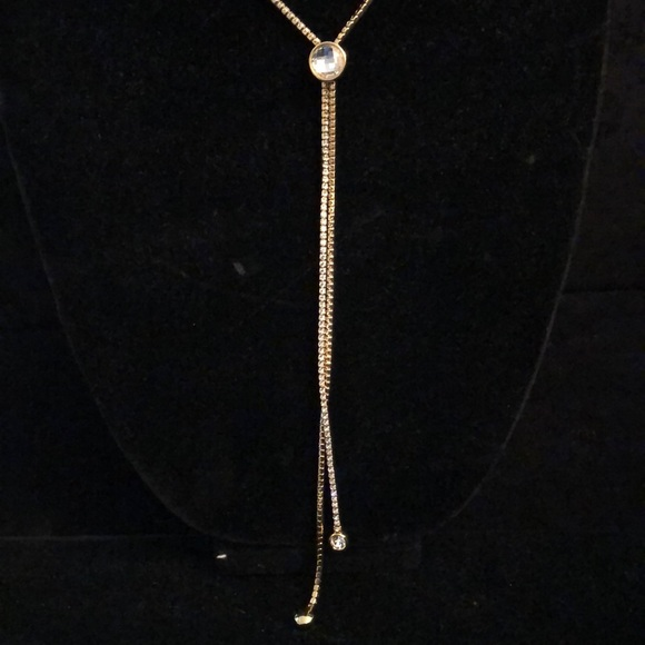 Merx Jewelry - Merx Lariat Necklace